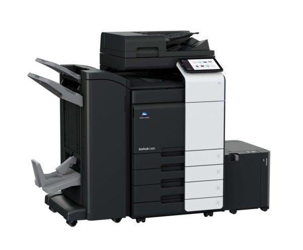 imprimante bizhub i-serie c300i