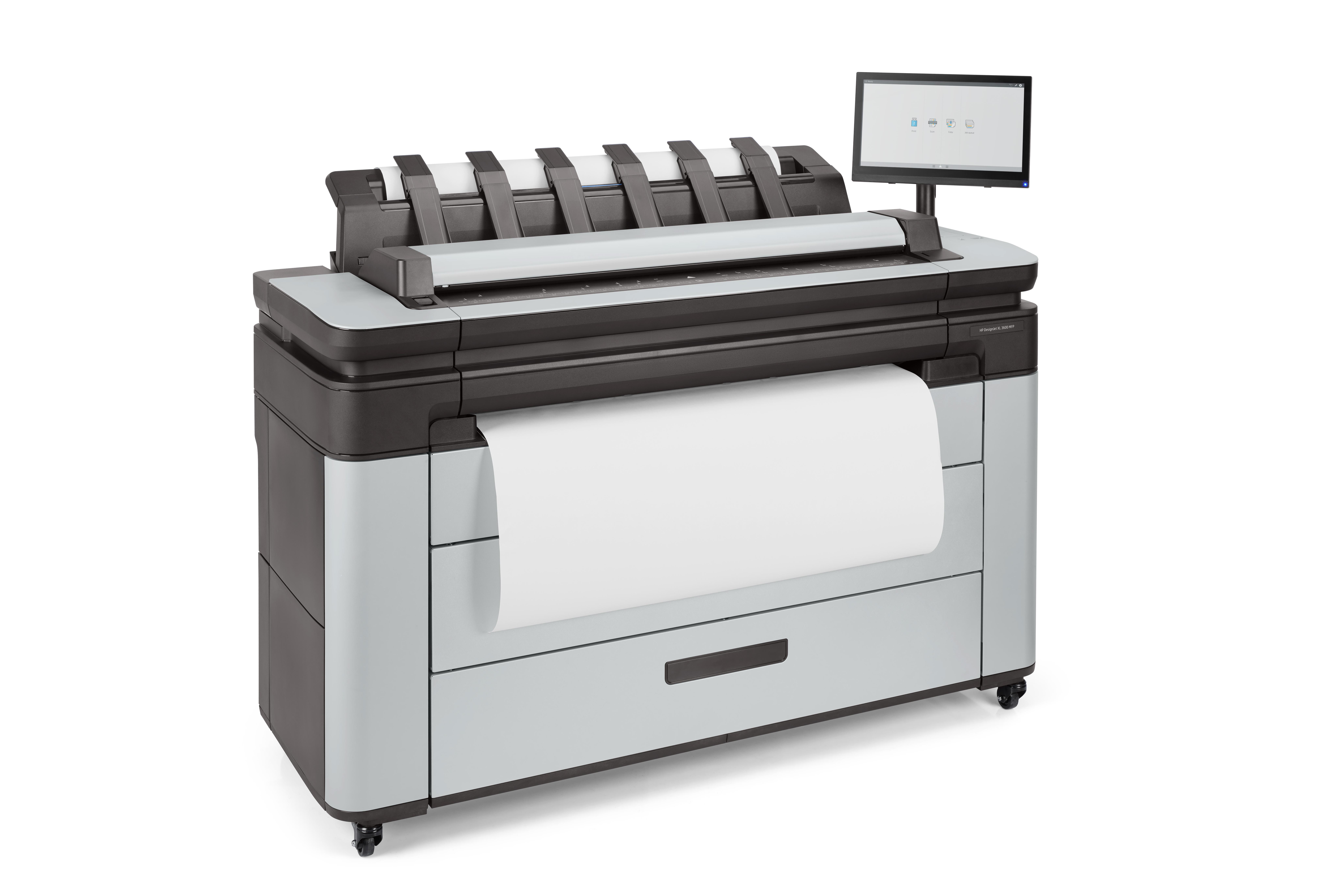 Imprimante multifonction HP DesignJet XL 3600